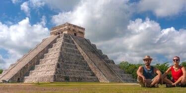 El viaje me hizo a mi in Mexico