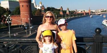 Rusalia in Russia