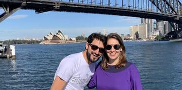 A tomar por Mundo en Australia