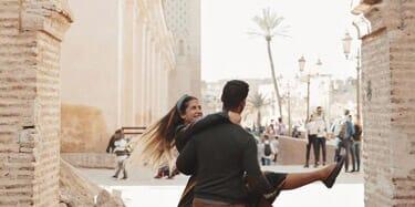 Los Vius Viajeros in Morocco.