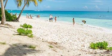Beaches in Punta Cana