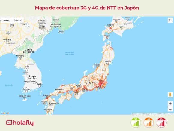 cibertura internet Japón