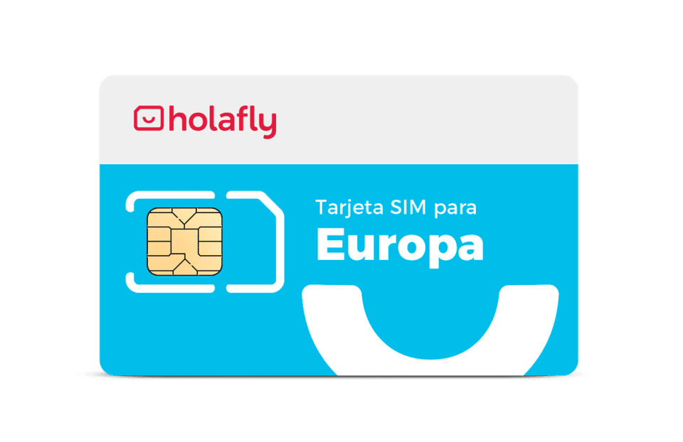 tarjeta SIM datos Europa roaming