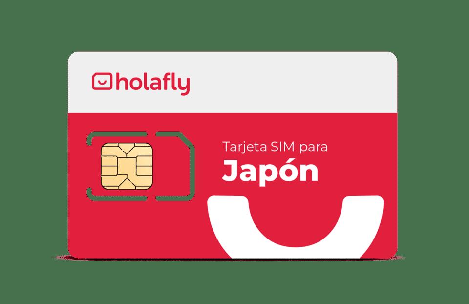 Tarjeta SIM para Japón de Holafly