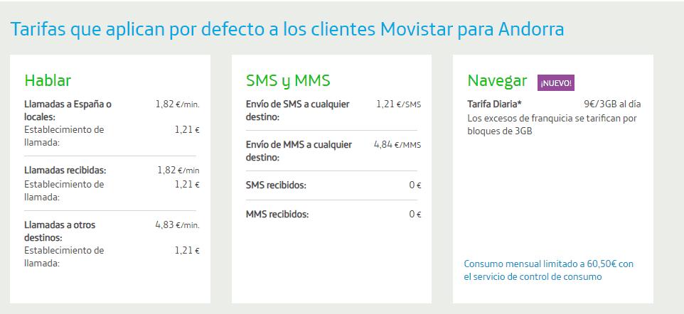tener Internet en Andorra con Movistar