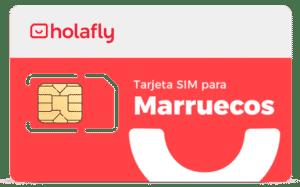 tarjeta sim de datos para Marruecos