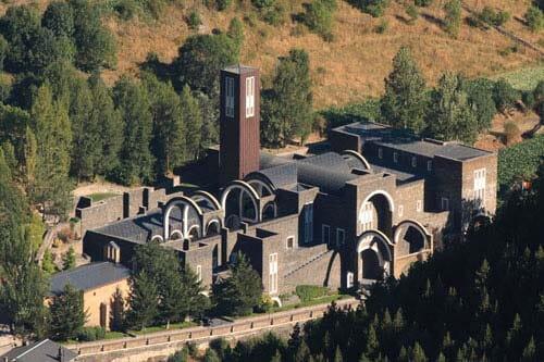 santuario Meritxell en Andorra