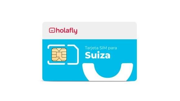 tarjeta sim de datos para suiza de holafly
