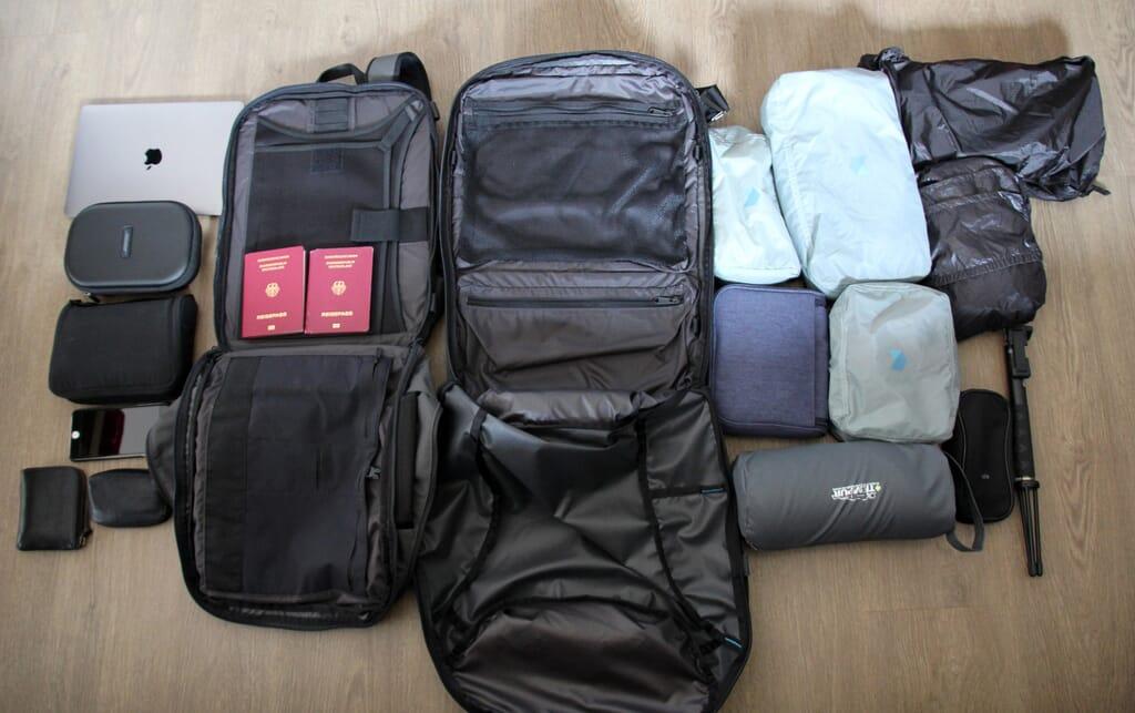 Praktisches Gepäck