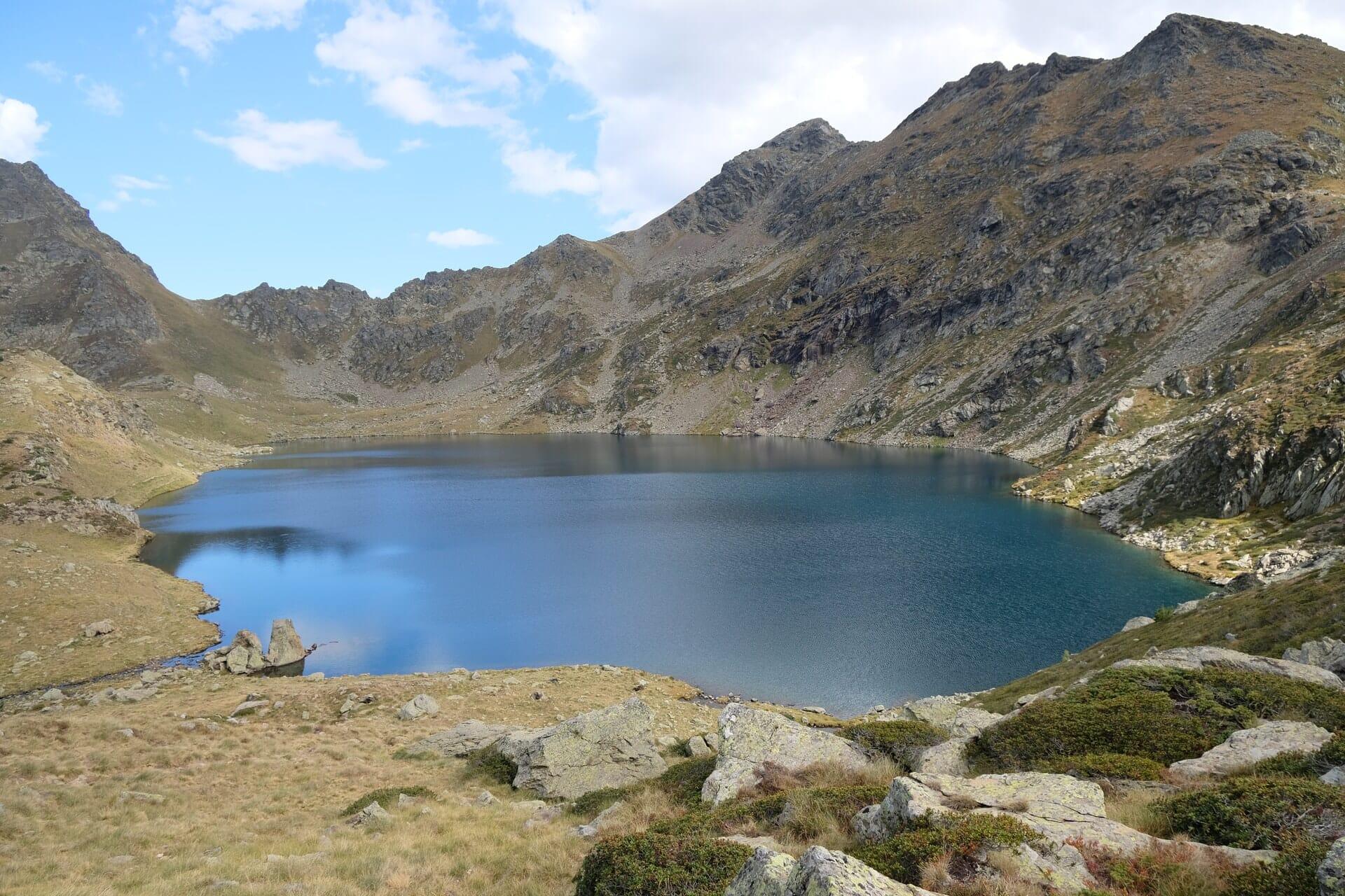 Estany Bleau que ver Andorra