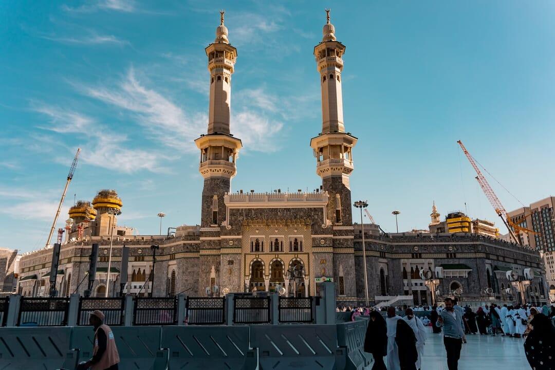 La Meca, Al Masjid-Al-Haram Road (Saudi Arabia)