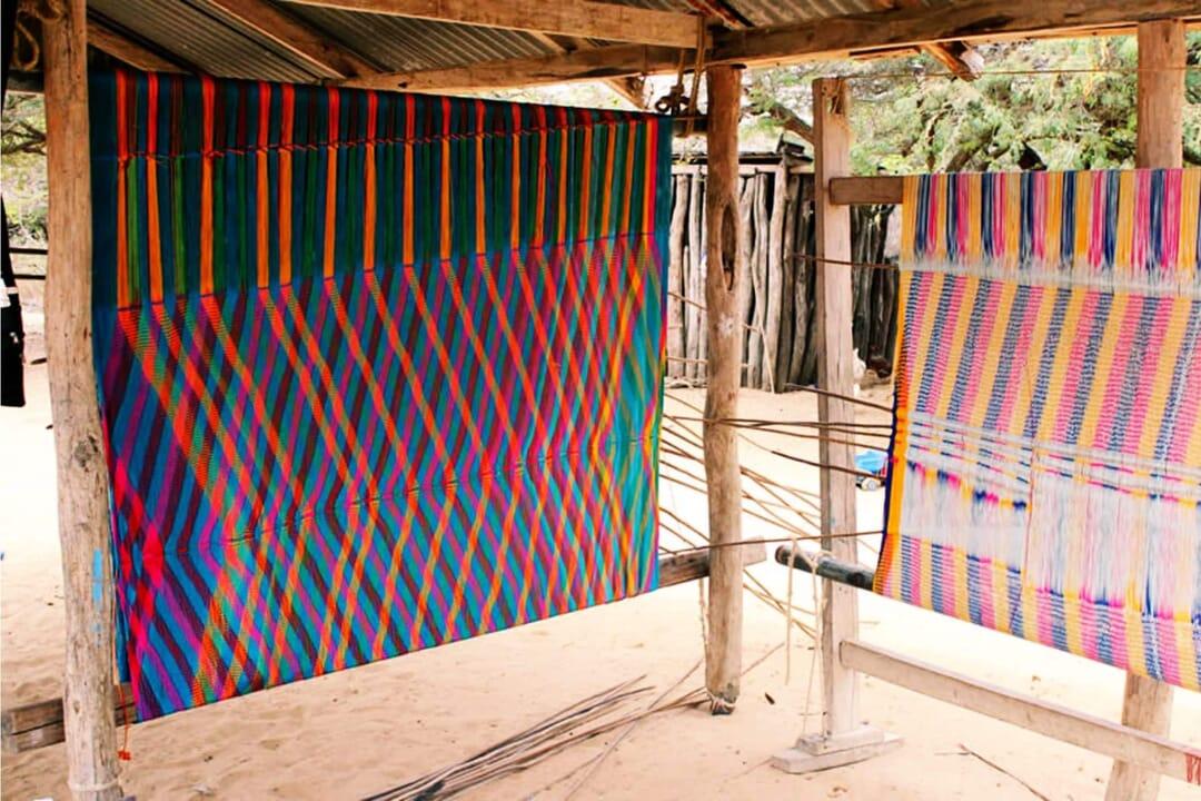 Artesanía Wayúu (Colombia)
