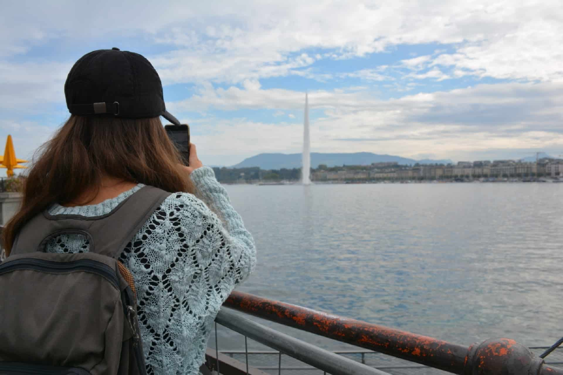 Blanca, del blog Los Traveleros, en Ginebra (Suiza)