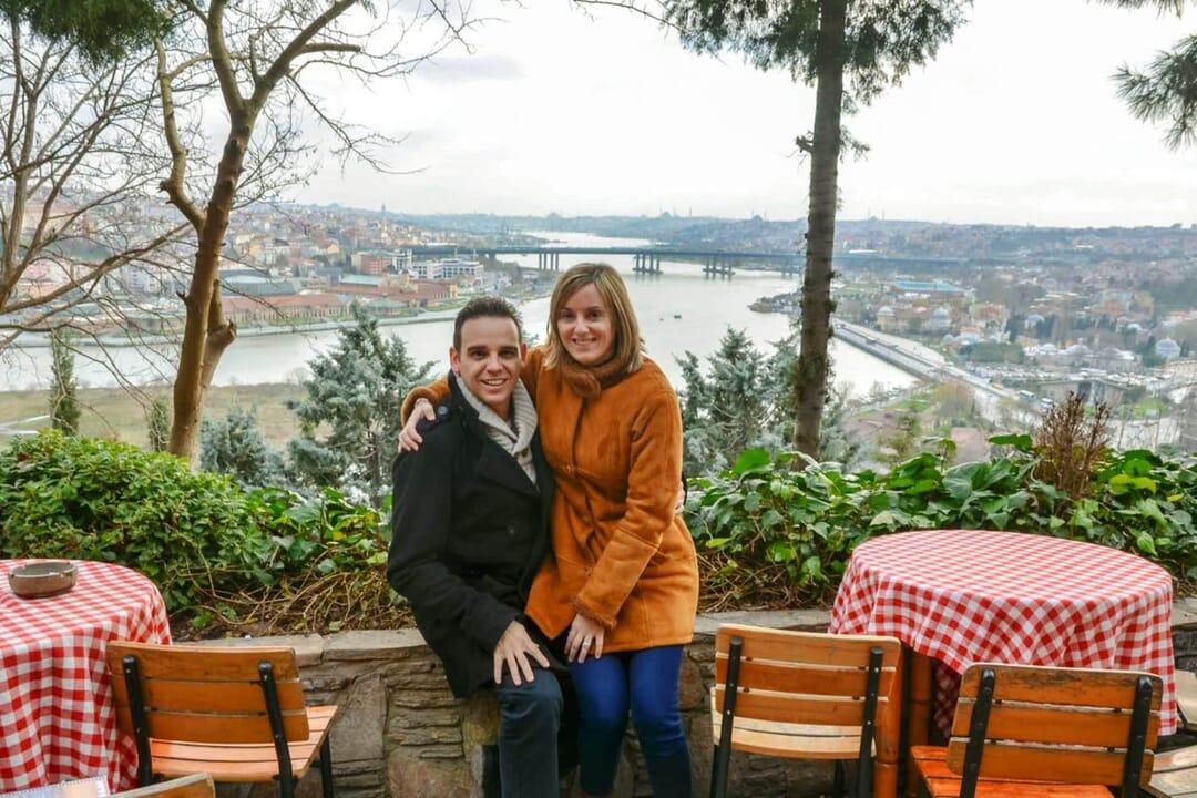 Chavetas en Pierre Loti (Estambul)