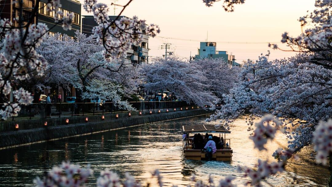 Kioto, ciudades de Japón