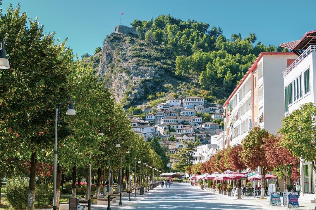 Berat en Albania, 5 ciudades imprescindibles