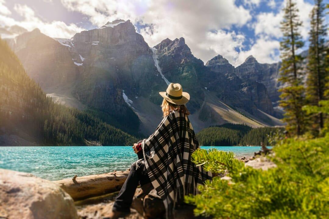 Montañas Rocosas en Canadá, rocallosas