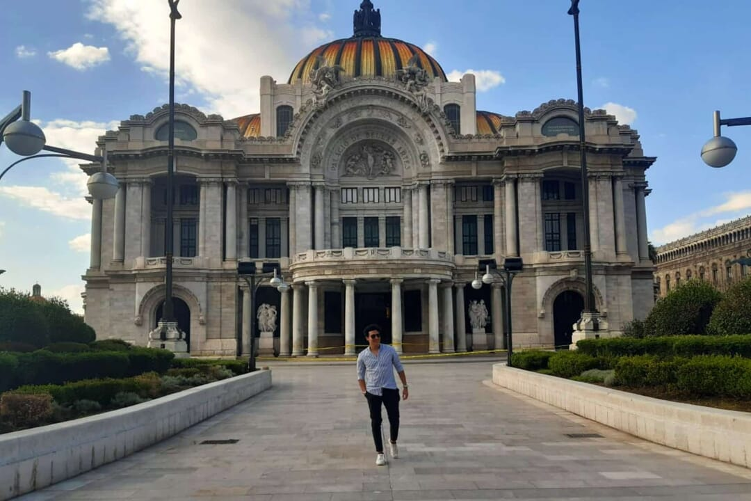 Caminando por Ciudad de México