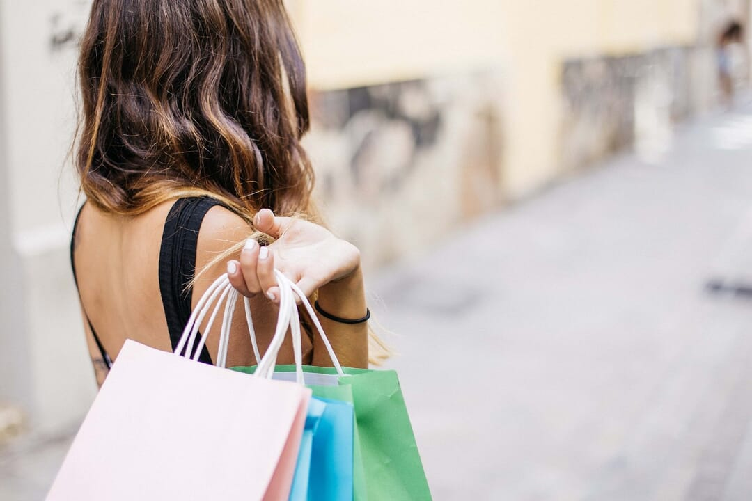 De compras por las calles de México